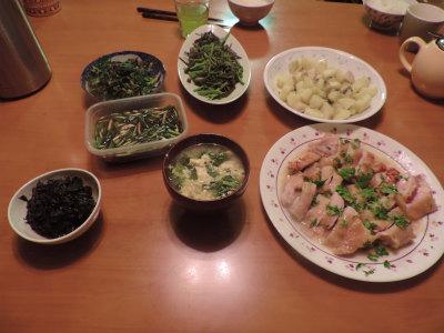4.19夕食