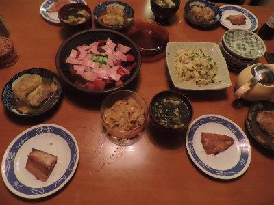4・29夕食