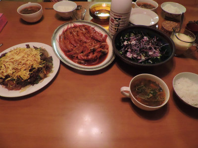 5・5夕食