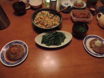 5.6夕食