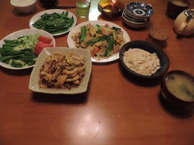 5・10夕食