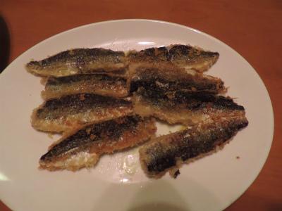 5.30飛魚パン粉揚げ