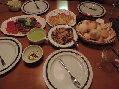 6.4夕食DSCN2305