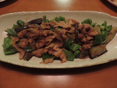 6.7肉味噌炒め
