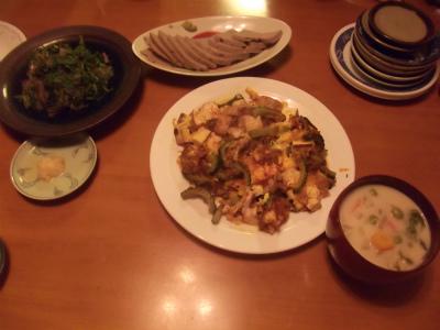 6.15夕食