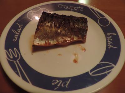 6.21鯖醤油焼き
