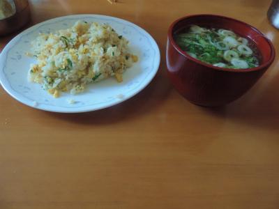 6.23炒飯とスプ