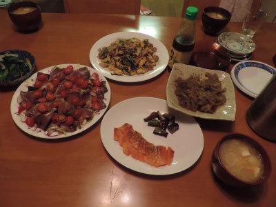 6.29夕食