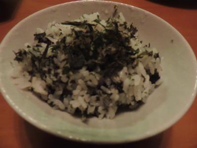 7.12ワカメご飯