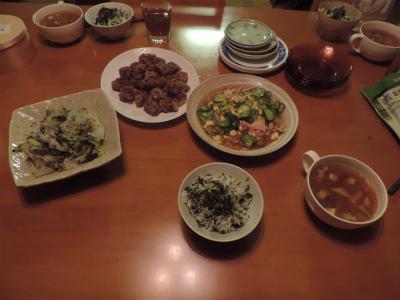 7.12夕食