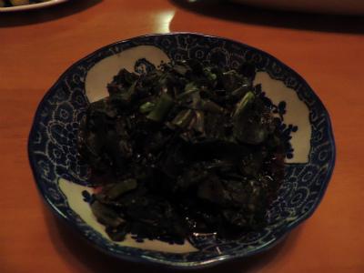 7.19水前寺菜のお浸し