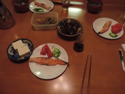 7.26夕食