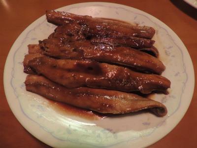 7.27秋刀魚の蒲焼き