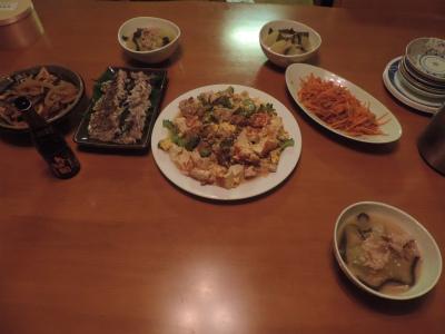 8.2夕食