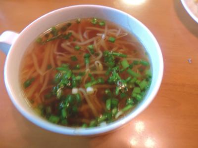 8.17モヤシの中華スープ