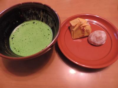 8.25抹茶と和菓子
