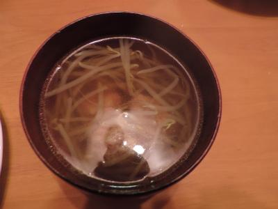 9.14肉団子とモヤシのスープ