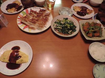 9.14夕食