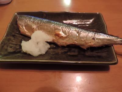 9.18秋刀魚