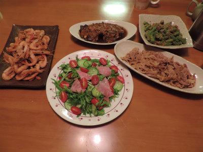 9.23夕食