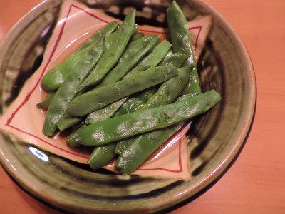 9.27パンダ豆の煮付け
