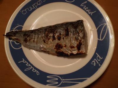 10.12鰆の塩麹味噌焼き