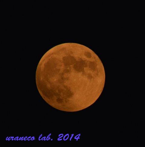 10月8日満月