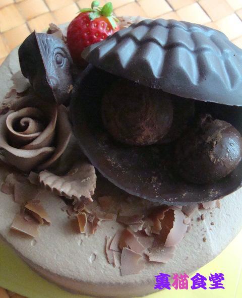 10月20日バースデーケーキ