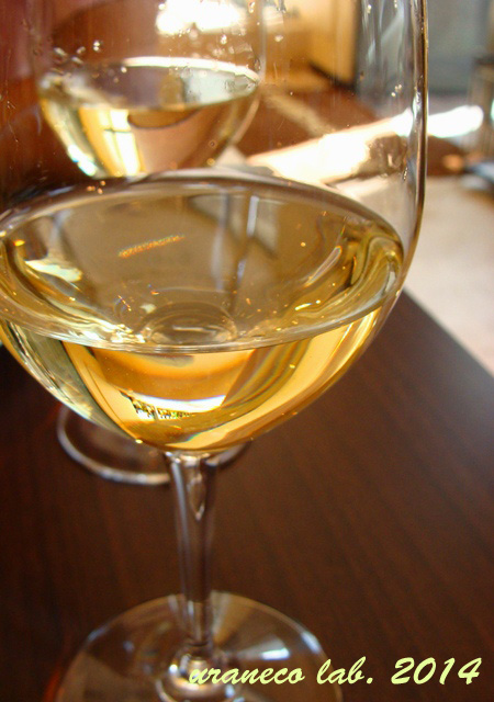 10月7日白ワイン