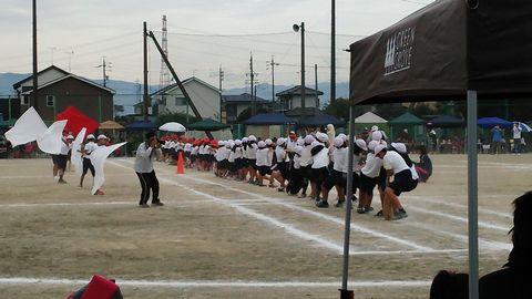 子ども運動会 無難な写真201409