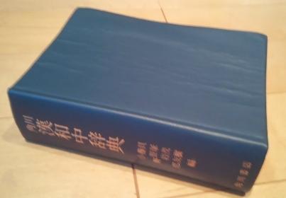 辞書:漢和辞典