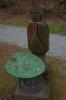 木彫りの地蔵