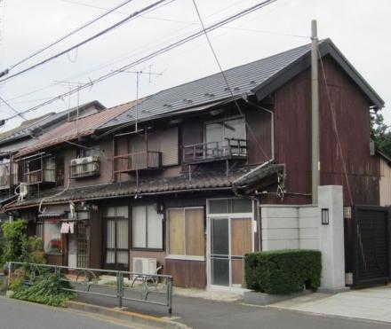 三崎坂沿いの建物⑦ 谷中堂-1