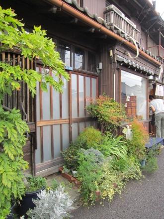 三崎坂沿いの建物⑪ 谷中堂-⑤