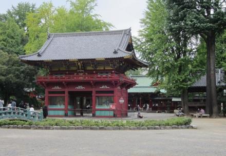 根津神社②