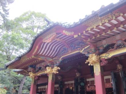 根津神社⑧