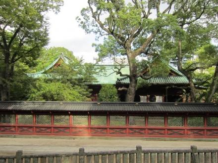 根津神社⑪