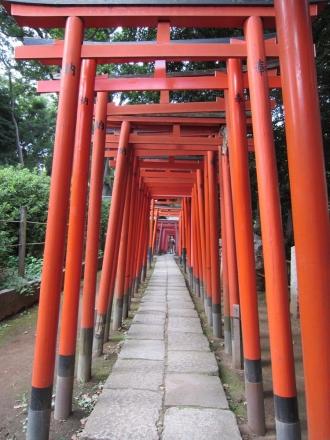 根津神社⑫
