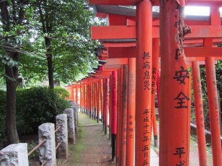 根津神社⑬