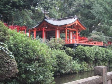 根津神社⑭
