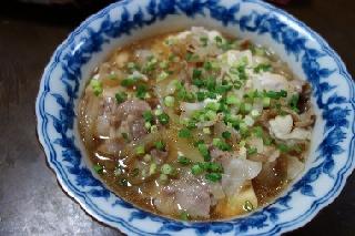 レンジ肉豆腐226