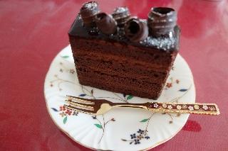 チョコケーキ224