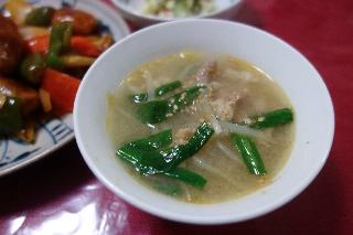 豚もやしスープ228