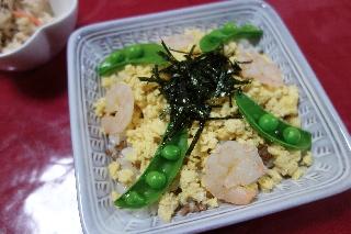 ちらし寿司140303