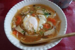 野菜スープ505