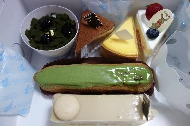 ケーキのおみやげ509