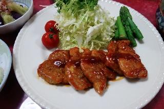 ヒレ肉のケチャップソース527
