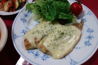 アジのチーズ焼き702