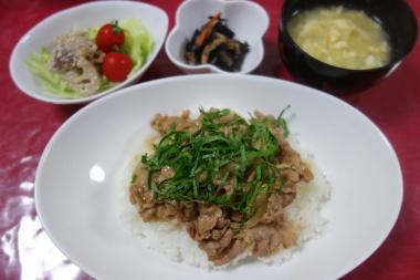 夕飯141001