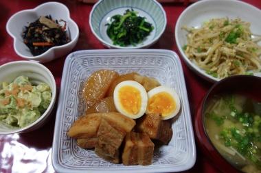 夕飯141002